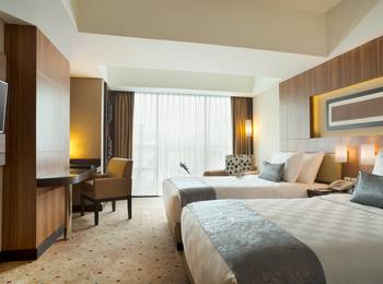 Best Western Premier La Grande Bandung - Superior Twin Room Only Regular Plan