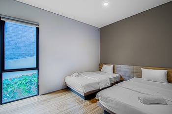 M Studio Karawaci Tangerang - Twin Room Only Non Refundable Special Deal