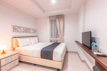 Collection O 23 Azalea Suites Bekasi - Deluxe Double Room Regular Plan