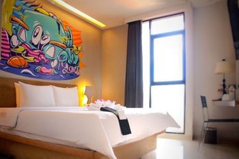 Regantris Hotel Surabaya by Royal Singosari Surabaya - M Room - RBF Regular Plan