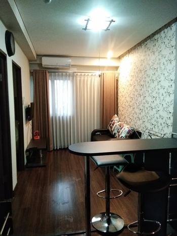 The Suites Metro Apartment By Yudi Aboy Property Bandung - Studio Standard Regular Plan