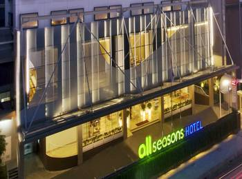 All Seasons Jakarta Gajah Mada Hotel