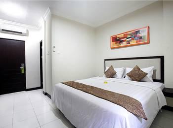 Next Tuban Hotel Bali - Deluxe Room With Breakfast  Regular Plan