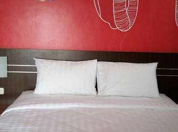 JAV Front One Hotel Lahat Lahat - Superior Double Room Regular Plan
