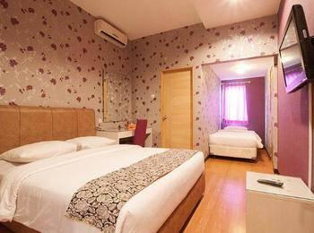 Mine Home Hotel Bandung - Kamar Keluarga dengan sarapan Regular Plan