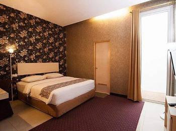 Mine Home Hotel Bandung - Kamar Deluxe dengan sarapan Regular Plan