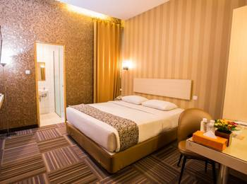 Mine Home by Sovia Bandung - Deluxe Double Room Only (Smoking) Gajian