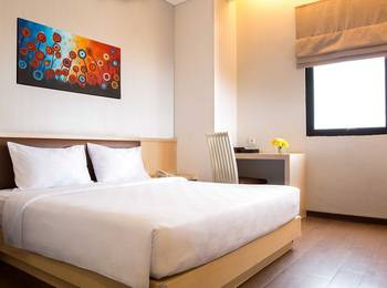 Hotel 88 Mangga Besar 62 - Deluxe Room With Breakfast Regular Plan