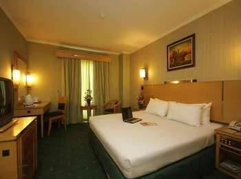 Hotel Kaisar Jakarta - Deluxe Room Only Regular Plan