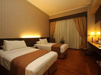 Hotel Kaisar Jakarta - Superior Twin Room Only  Regular Plan