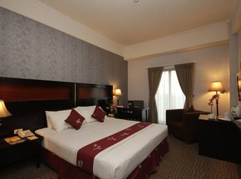 Hotel Kaisar Jakarta - Deluxe with Breakfast Regular Plan