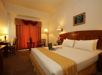 Hotel Kaisar Jakarta - Superior with Breakfast Regular Plan
