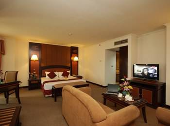 Hotel Kaisar Jakarta - Excutive Suite Room Regular Plan