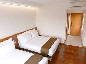 Citihub Hotel at Jagoan Magelang - Family Room Only Regular Plan