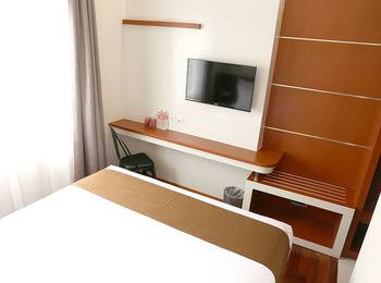 Citihub Hotel at Jagoan Magelang - Nano Deluxe 2 Person Regular Plan