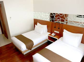 Citihub Hotel at Jagoan Magelang - Standart Twin Regular Plan