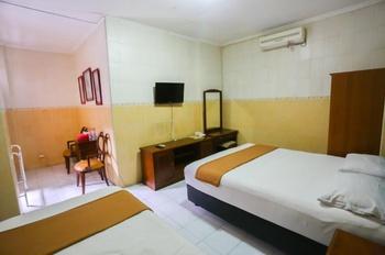 Kombokarno Hotel Malioboro Yogyakarta - Family Room Regular Plan