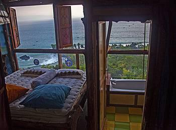 Karang Aji Beach Villa Sukabumi - Panoramic Suite Room Regular Plan