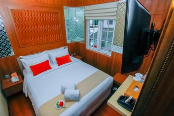 Petit Boutique Hotel Solo - Gedung Djoeang View King Room Only Regular Plan