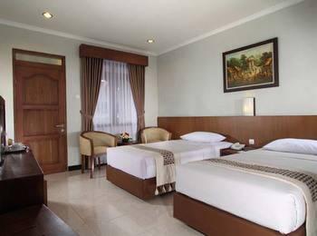 Cakra Kembang Hotel Yogyakarta - Hanya Kamar Superior Regular Plan