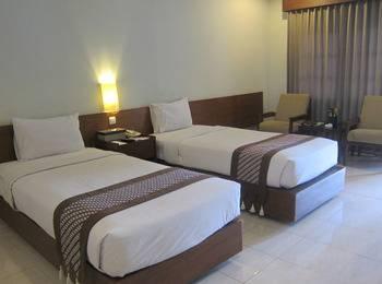 Cakra Kembang Hotel Yogyakarta - Kamar Business Twin - hanya kamar Regular Plan