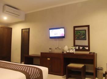 Cakra Kembang Hotel Yogyakarta - Kamar Executive Regular Plan