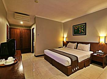 Cakra Kembang Hotel Yogyakarta - Kamar Superior Regular Plan