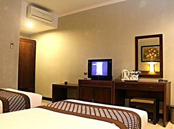 Cakra Kembang Hotel Yogyakarta - Kamar Superior Minimum Stay 3 Night Save 25%