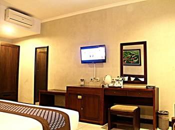 Cakra Kembang Hotel Yogyakarta - Kamar Executive Minimum Stay 3 Night Save 25%