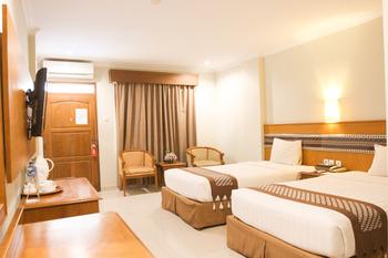 Cakra Kembang Hotel Yogyakarta - Deluxe Room SAFECATION