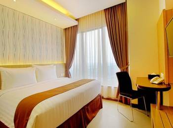 Teraskita Hotel Jakarta Managed by Dafam - Deluxe Double Room Only Regular Plan