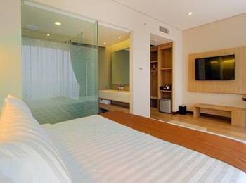 Teraskita Hotel Jakarta Managed by Dafam - Executive Double Room Only Regular Plan