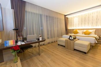 Teraskita Hotel Jakarta Managed by Dafam - Junior Suite Room With Breakfast Regular Plan