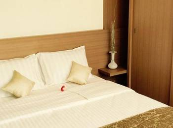 Residence 100 Jakarta - Deluxe Double Room Regular Plan