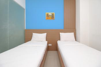 Residence 100 Jakarta - Deluxe Twin Room Regular Plan