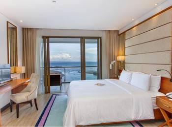 Lv8 Resort Hotel Bali - One Bedroom Suite Garden View Regular Plan