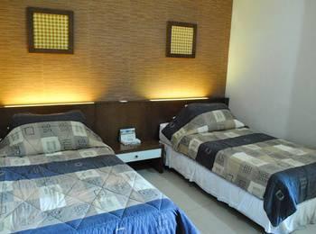 Hotel Wisata Baru Serang - Deluxe Room Regular Plan