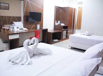Hotel Wisata Baru Serang - Family Suite Room Regular Plan