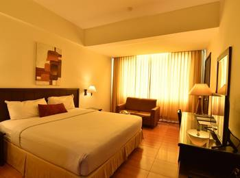Grand Zuri Dumai Dumai - Kamar Deluxe Double Regular Plan