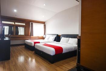 OYO 229 Hi Quality Bandung - Deluxe Twin Room Last Minute