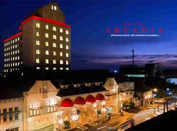 Arcadia Surabaya Hotel
