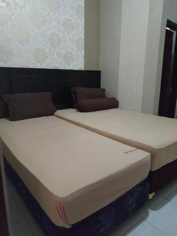 Clarichie Guest House Kupang - Standard Twin Room Great Deal!