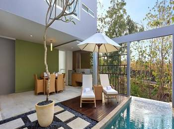Tjendana Villas Nusa Dua - Two Bedroom Private Pool Villa Regular Plan