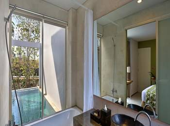 Tjendana Villas Nusa Dua - One Bedroom Private Pool Villa Non Refund Min. Stay 3N
