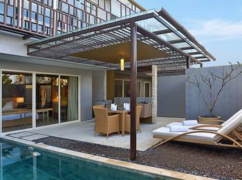 Tjendana Villas Nusa Dua - Two Bedroom Private Pool Villa Non Refund Basic Deal