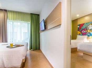MaxOneHotels at Resort Delia Makassar - Love (Family) Minimum Stay 2N