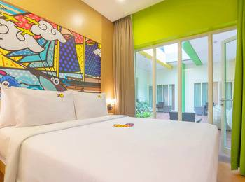MaxOneHotels at Resort Delia Makassar - Happiness Double (Superior) - Room Only  Regular Plan