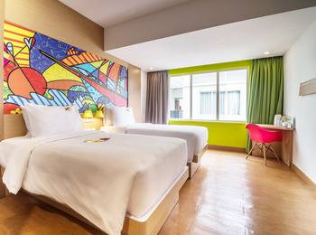 MaxOneHotels at Resort Delia Makassar - Max Happiness Twin (Superior Grand) Basic Deals