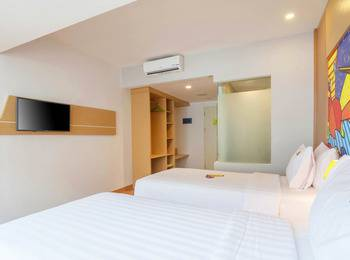 MaxOneHotels at Resort Delia Makassar - Max Happiness Twin With Breakfast Basic Deal