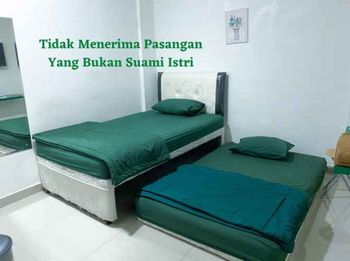 Anugrah Inn Tangerang - Twin Room Business Regular Plan